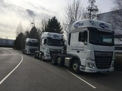 Truline trucks x 3