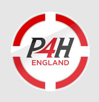 P4H logo 2021