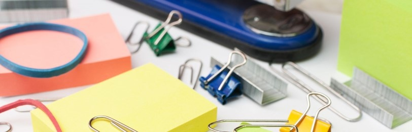 Office supplies small